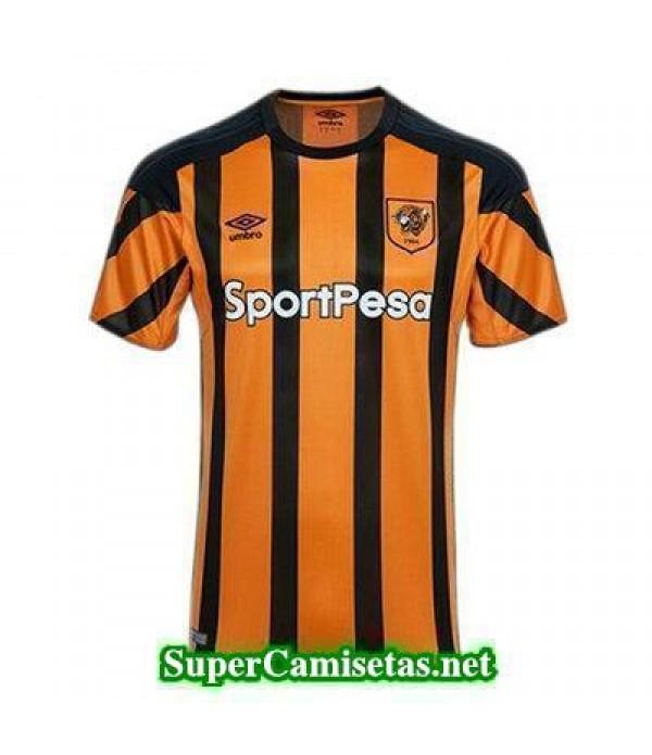 Tailandia Primera Equipacion Camiseta Hull City 2017/18