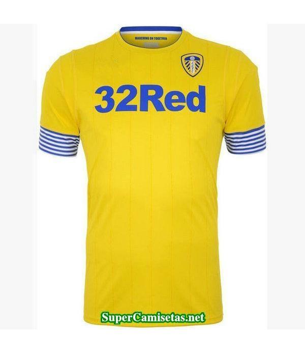 Tailandia Tercera Equipacion Camiseta Leeds United 2018/19