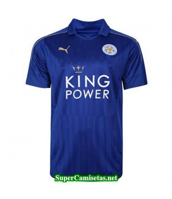 Primera Equipacion Camiseta Leicester City 2016/17