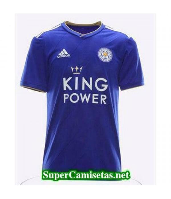 Primera Equipacion Camiseta Leicester City 2018/19