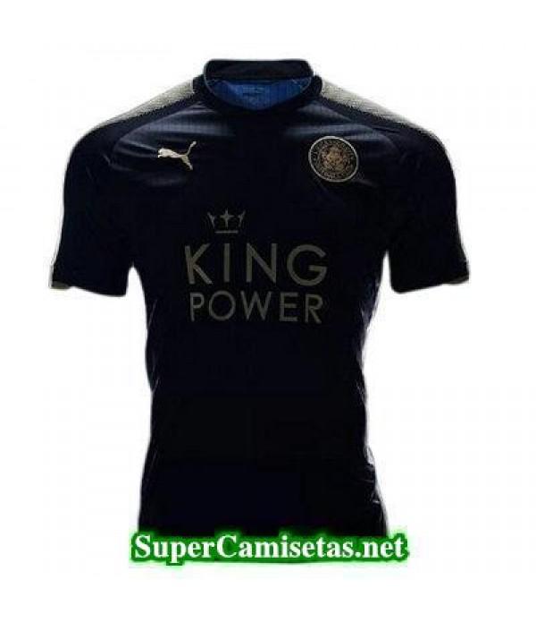 Segunda Equipacion Camiseta Leicester City 2017/18