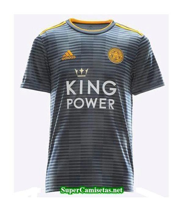 Segunda Equipacion Camiseta Leicester City 2018/19
