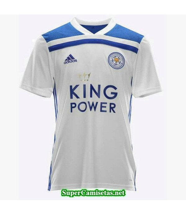 Tercera Equipacion Camiseta Leicester City 2018/19