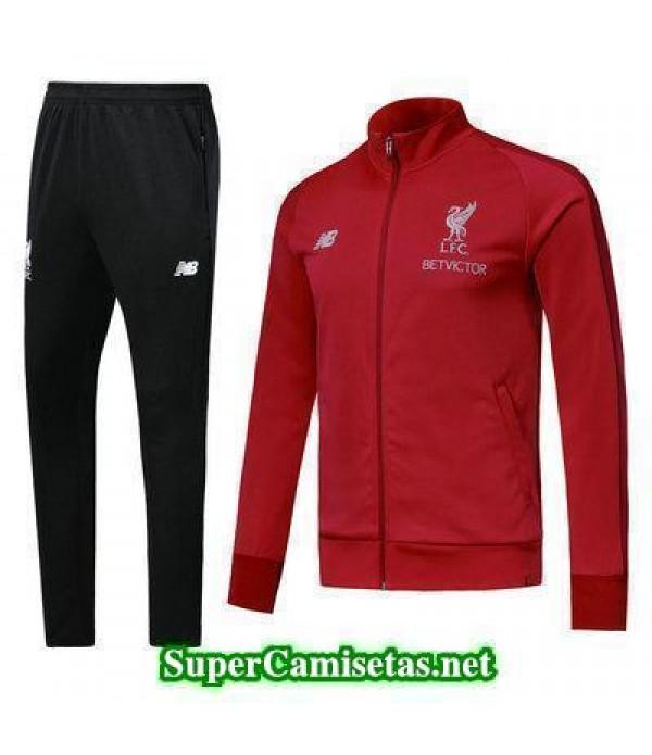 Chaquetas Liverpool Rojo 2018 2019 baratas