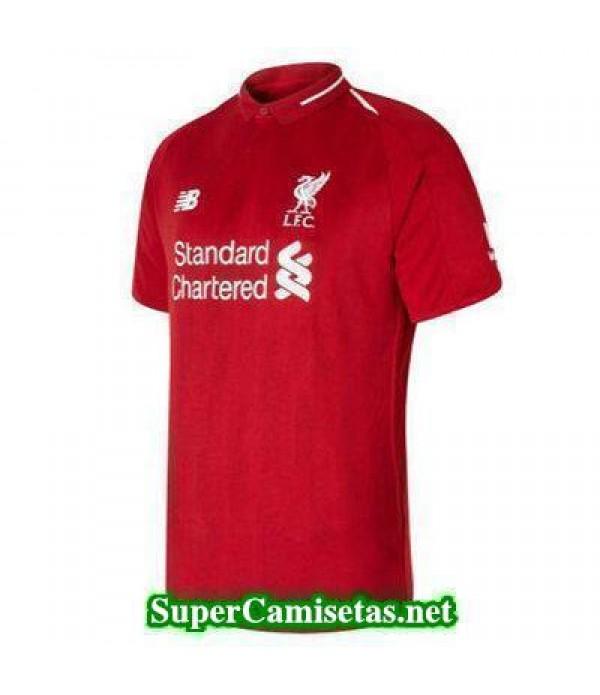Primera Equipacion Camiseta Liverpool 2018/19