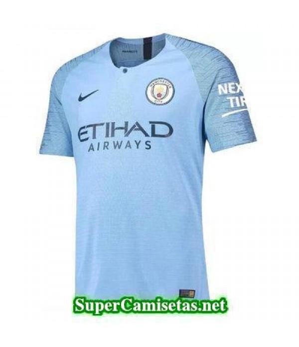 Primera Equipacion Camiseta Manchester City 2018 2019