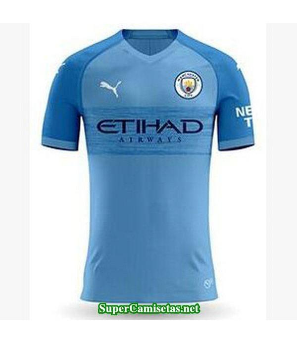 Primera Equipacion Camiseta Manchester City 2019 2020