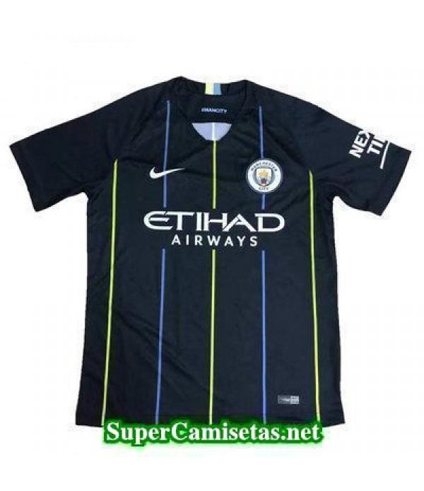 Segunda Equipacion Camiseta Manchester City 2018 2019