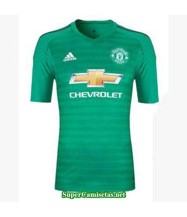 Portero Equipacion Camiseta Manchester United 2018/19