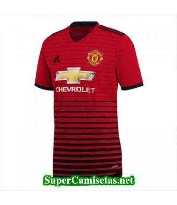 Primera Equipacion Camiseta Manchester United 2018/19