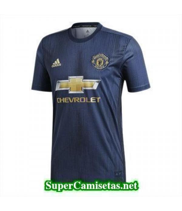Tercera Equipacion Camiseta Manchester United 2018/19