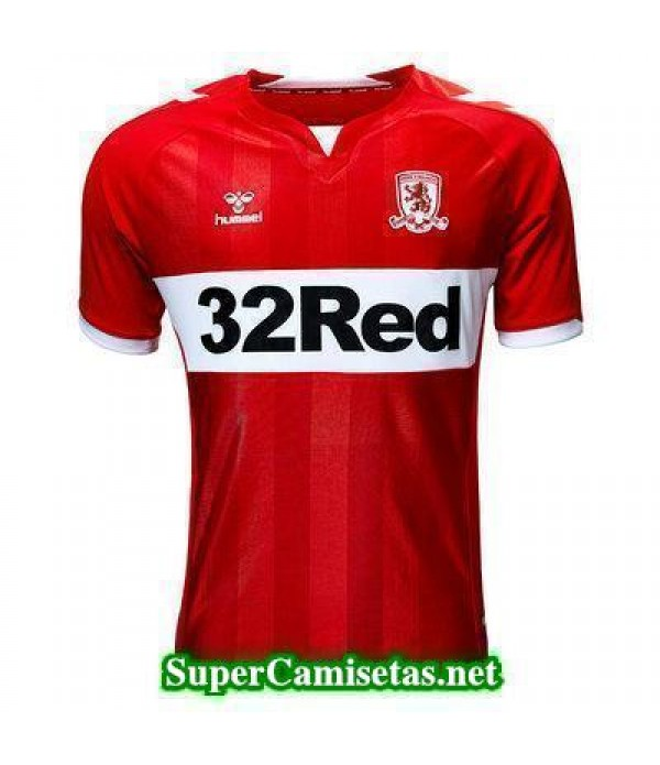 Tailandia Primera Equipacion Camiseta Middlesbrough 2018/19