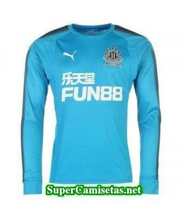 Portero Equipacion Camiseta Newcastle United Manga Larga 2017/18