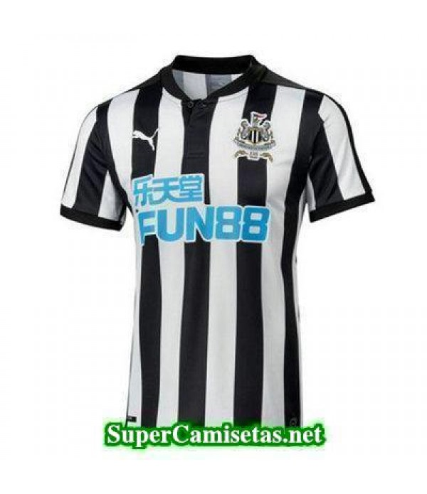 Primera Equipacion Camiseta Newcastle United 2017/18