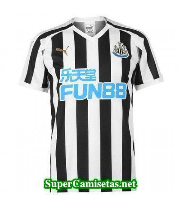 Primera Equipacion Camiseta Newcastle United 2018/19