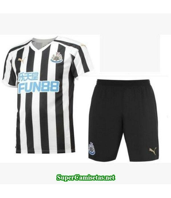 Primera Equipacion Camiseta Newcastle United Ninos 2018/19