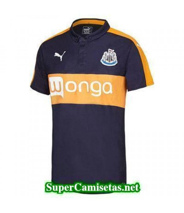 Segunda Equipacion Camiseta Newcastle United 2016/17