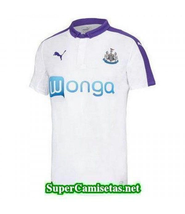 Tercera Equipacion Camiseta Newcastle United 2016/17
