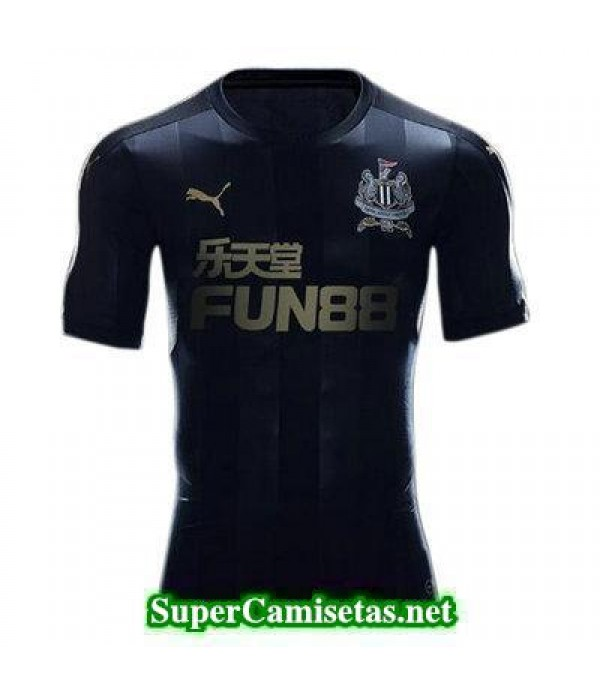 Tercera Equipacion Camiseta Newcastle United 2017/18