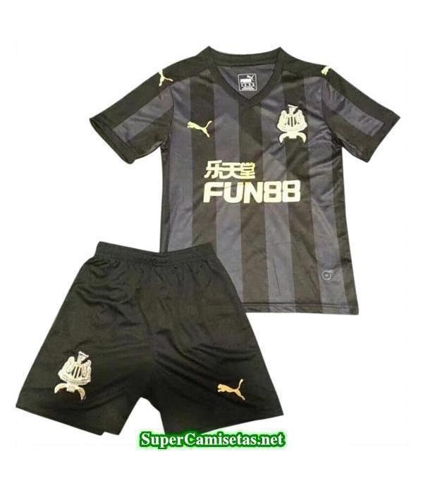 Tercera Equipacion Camiseta Newcastle United Ninos 2017/18
