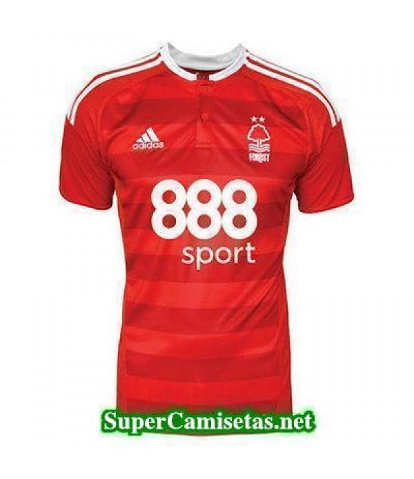 Tailandia Primera Equipacion Camiseta Nottingham Forest 2016/17
