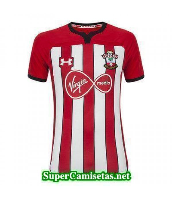 Tailandia Primera Equipacion Camiseta Southampton 2018/19