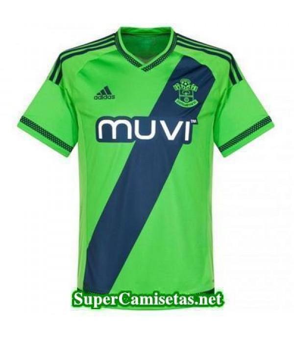 Tailandia Segunda Equipacion Camiseta Southampton 2015/16