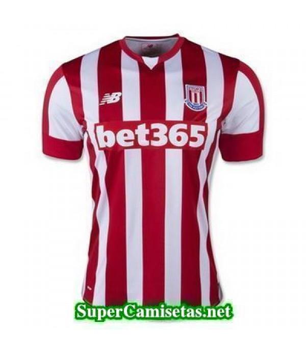 Primera Equipacion Camiseta Stoke City 2015/16