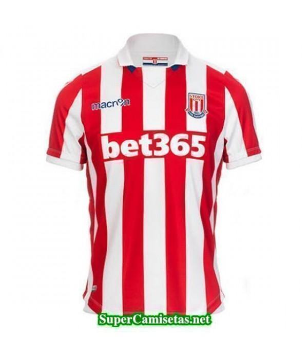 Primera Equipacion Camiseta Stoke City 2016/17