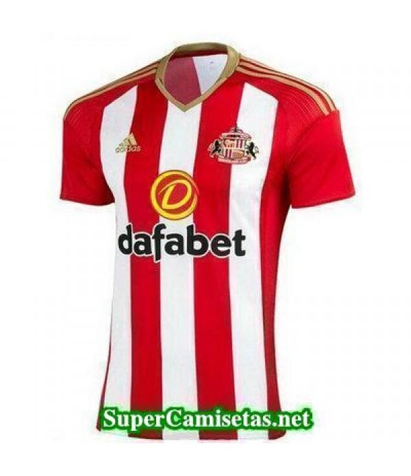 Primera Equipacion Camiseta Sunderland 2016/17