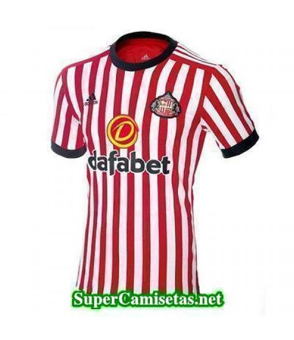 Primera Equipacion Camiseta Sunderland 2017/18