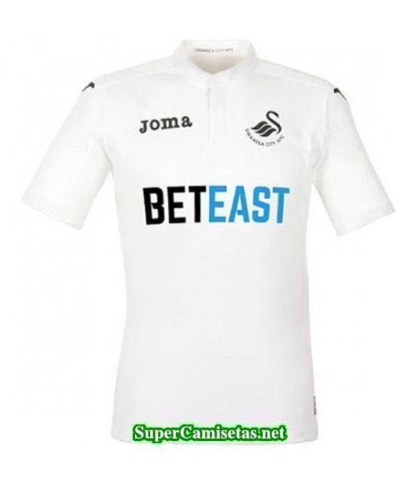 Primera Equipacion Camiseta Swansea City 2016/17
