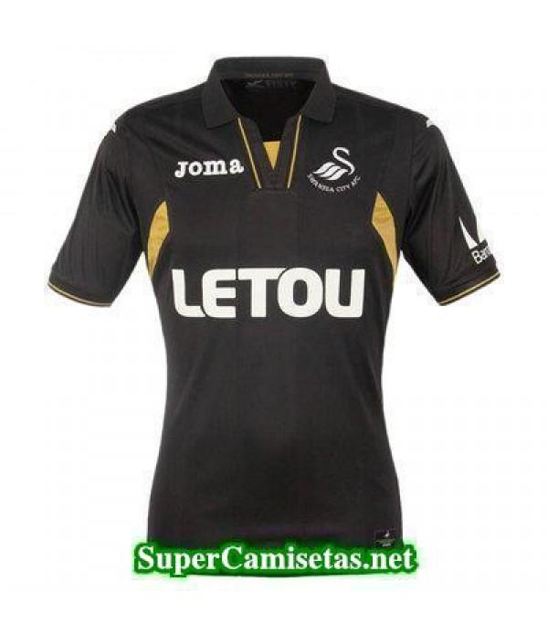 Tailandia Tercera Equipacion Camiseta Swansea City 2017/18