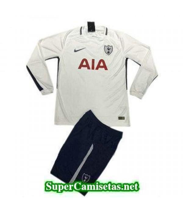 Primera Equipacion Camiseta Tottenham Manga Larga ...
