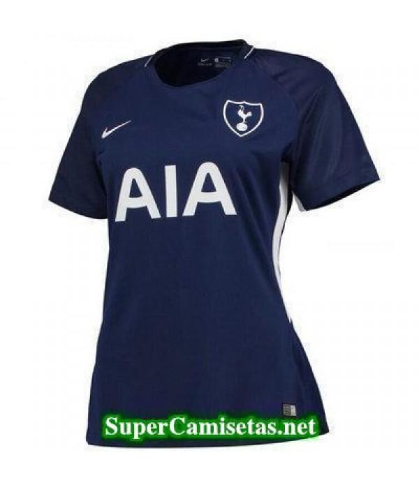 Segunda Equipacion Camiseta Tottenham Mujer 2017/18