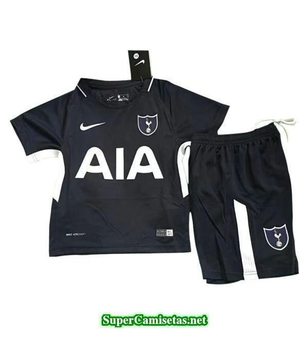 Segunda Equipacion Camiseta Tottenham Ninos 2017/1...