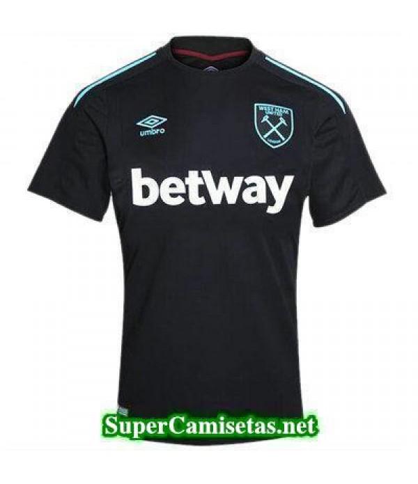 Segunda Equipacion Camiseta West Ham 2017/18