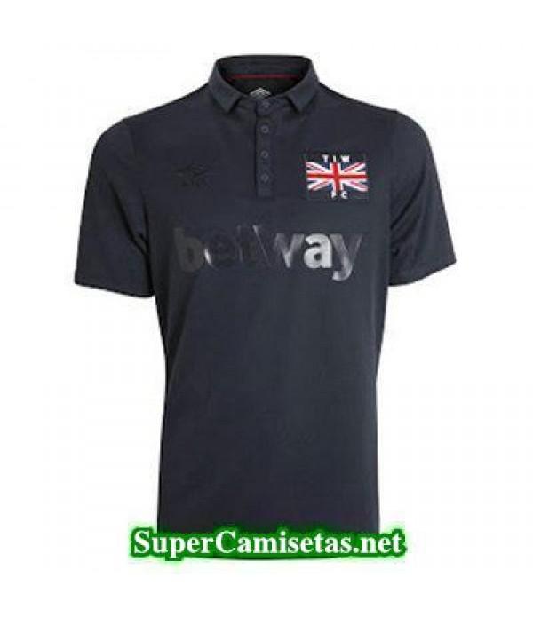 Tercera Equipacion Camiseta West Ham 2016/17