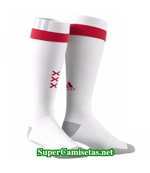 Calcetines Ajax baratas Blanco 2017 2018