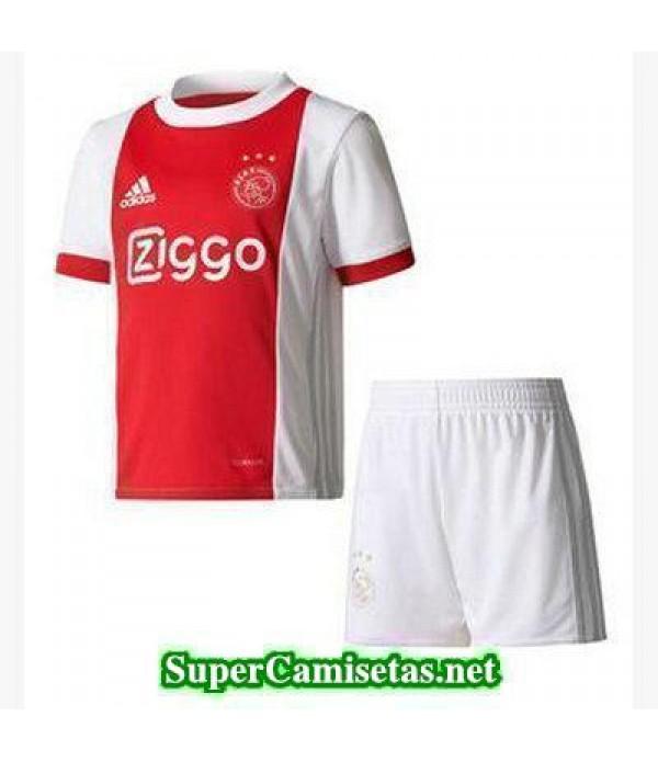 Primera Equipacion Camiseta Ajax Ninos 2018/19