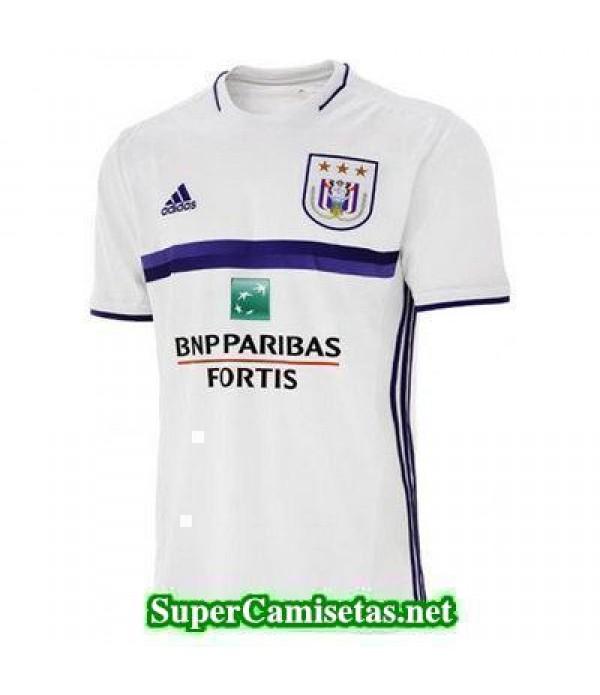 Segunda Equipacion Camiseta Anderlecht 2016/17