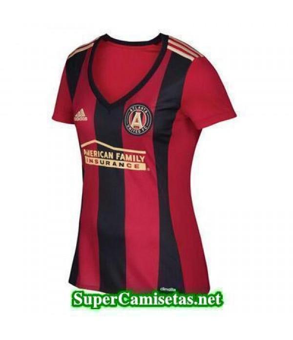 United Equipacion Muje Atlanta Primera Camiseta Fc dtPAnqH 93ffbb52c3f