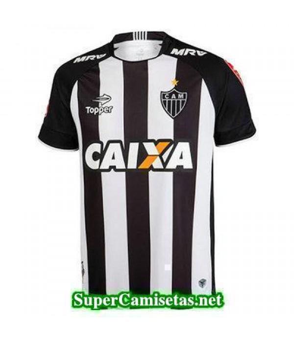 Tailandia Primera Equipacion Camiseta Atletico Mineiro 2017/18