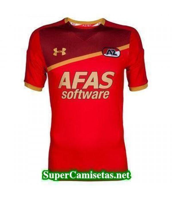 Tailandia Primera Equipacion Camiseta AZ Alkmaar 2017/18
