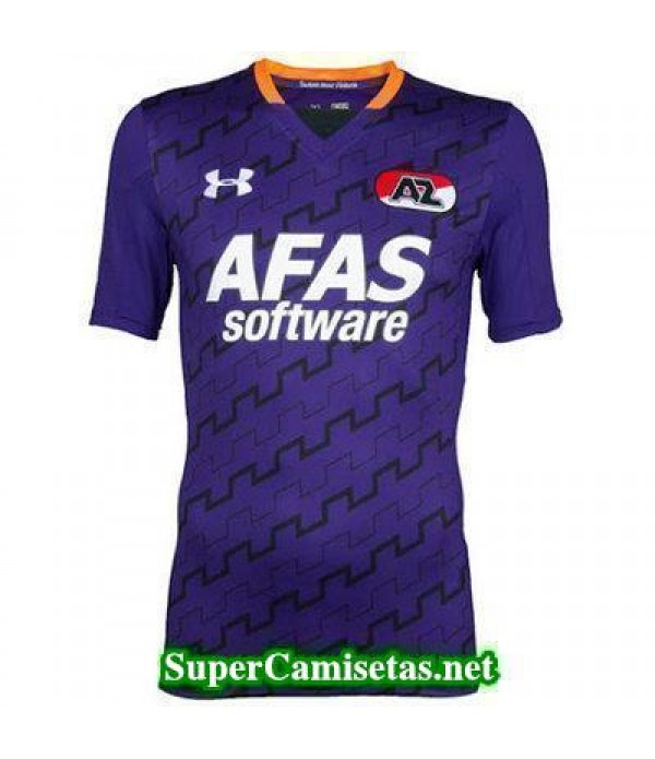 Tailandia Tercera Equipacion Camiseta AZ Alkmaar 2016/17