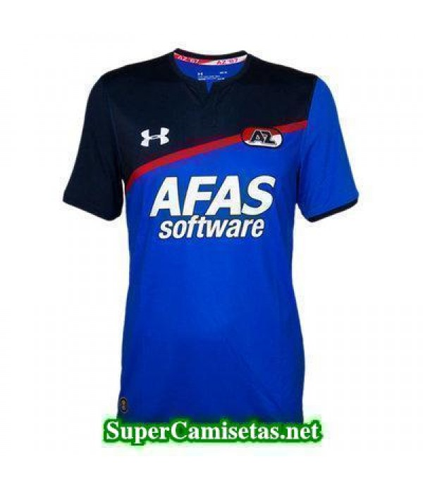 Tailandia Tercera Equipacion Camiseta AZ Alkmaar 2017/18