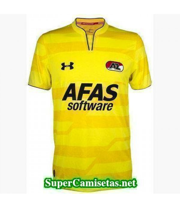 Tailandia Tercera Equipacion Camiseta AZ Alkmaar 2018/19