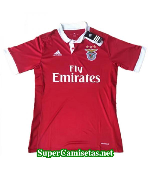 Tailandia Primera Equipacion Camiseta Benfica 2017/18