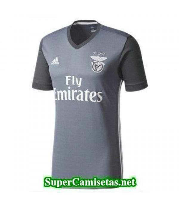 Tailandia Segunda Equipacion Camiseta Benfica 2017/18