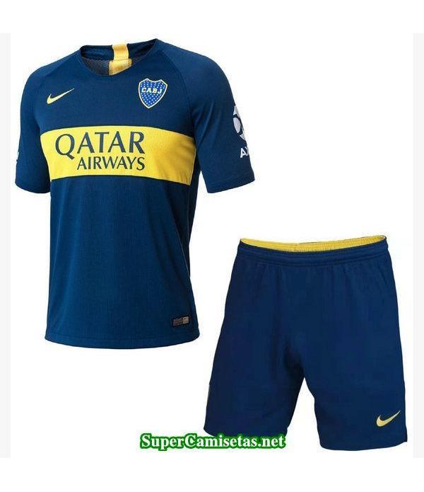 Primera Equipacion Camiseta Boca Juniors Ninos 2018/19